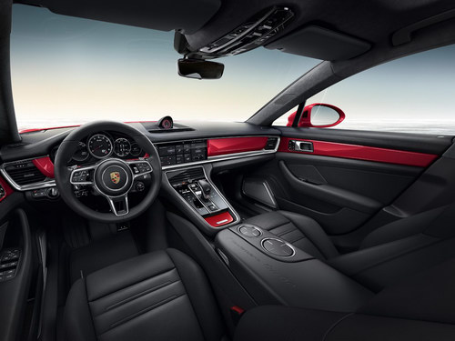 Ngắm Porsche Panamera Exclusive cực đẳng cấp - 2