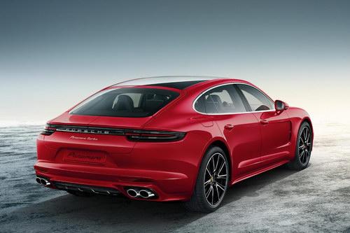 Ngắm Porsche Panamera Exclusive cực đẳng cấp - 3