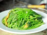Ẩm thực - Mẹo xào rau luôn xanh, giòn, ăn đã miệng