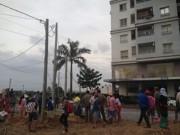 Tin tức trong ngày - Người đàn ông nước ngoài chết bí ẩn sau chung cư ở SG