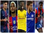 """Bóng đá - Rê bóng số 1: Neymar hơn Hazard, thua """"bom xịt"""" MU"""