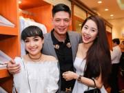 Thời trang - Dàn sao Việt đến mừng showroom thời trang của Bình Minh