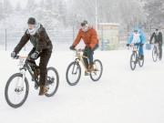 Thể thao - Liều lĩnh & điên rồ: Đua xe đạp ở -40 độ C