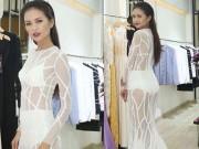 Thời trang - Quán quân Next Top nữ tính với váy mỏng như sương