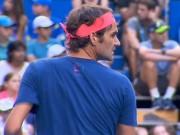 Thể thao - Tin thể thao HOT 29/12: 5.000 fan xem Federer đánh tập
