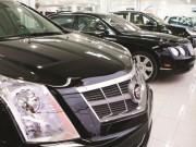 """Thị trường - Tiêu dùng - DN kinh doanh ô tô: """"Bán không được, phá sản không xong"""""""