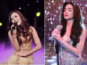 """Ca nhạc - MTV - Chẳng ai gọi Mỹ Tâm là """"Nữ hoàng giải trí"""" giống Hà Hồ"""