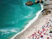 Du lịch - Những bãi biển đẹp mê hồn trên thế giới
