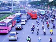 Tin tức trong ngày - Người dân đổ về quê ăn Tết, Sài Gòn bất ngờ không kẹt xe