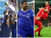 Bóng đá - NHA 2016: Cổ tích Leicester, Chelsea hồi sinh nhờ Conte