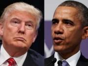 Thế giới - 5 chính sách của Obama sẽ bị Trump loại bỏ khi nhậm chức