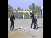 """Thể thao - Kungfu tuyệt """"đểu"""": Xuất chiêu như rồng, lực như muỗi"""