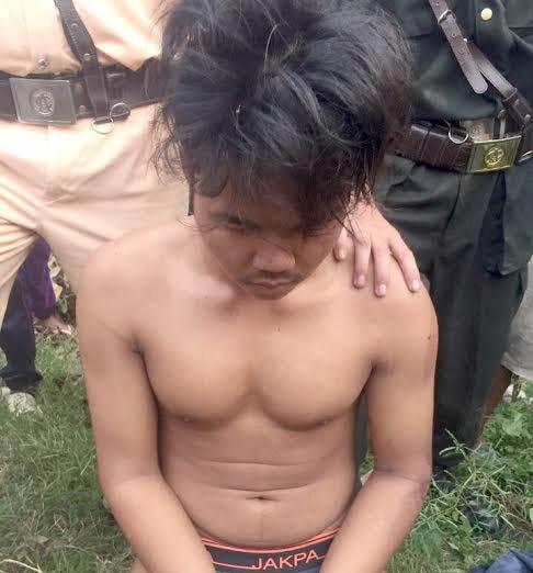 CSGT Tiền Giang truy bắt tên cướp xe máy như phim hành động