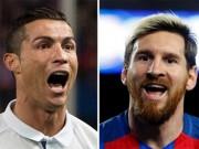 Bóng đá - Messi & Ronaldo đến Trung Quốc: Tất yếu ở tương lai?