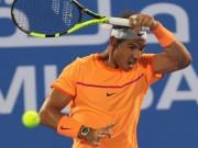 Thể thao - Nadal – Goffin: Đẳng cấp lên tiếng (CK Mubadala World Tennis Championships)