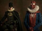 """Tranh vui - Hài hước khi các """"siêu anh hùng"""" làm... quý tộc"""