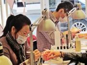 Thế giới - Nghề làm nail của người Việt tại nước ngoài