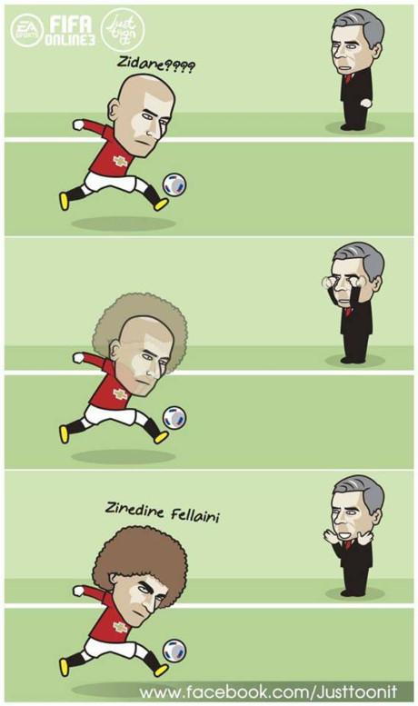 MU hủy diệt Crystal Palace: Triệu fan ngó lơ Lukaku, ví Fellaini với Zidane, Pele - 3