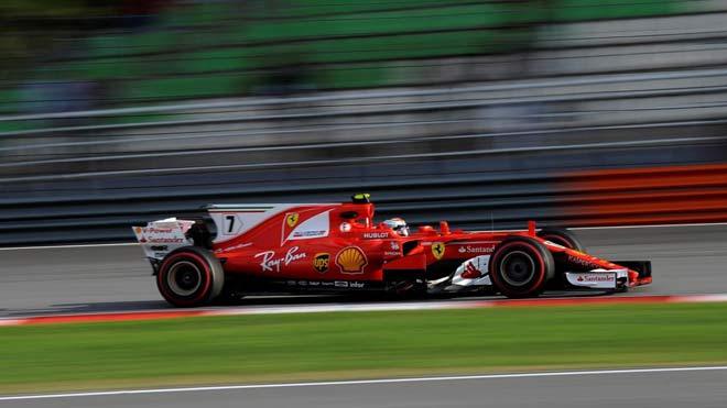 """Đua xe F1, phân hạng Malaysian GP: Vận đen kép, """"Ngựa chiến"""" khóc ròng 2"""