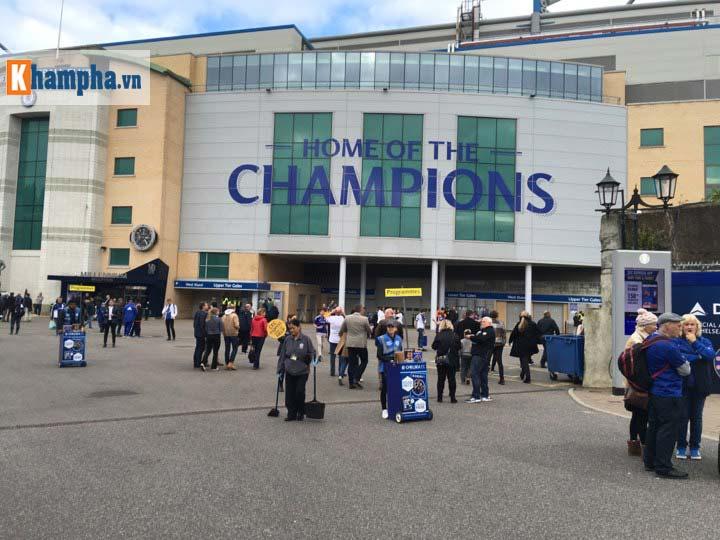 Bí ẩn trận cầu tỉ đô Chelsea – Man City: Kiếm vé như lên Sao Hỏa - 1