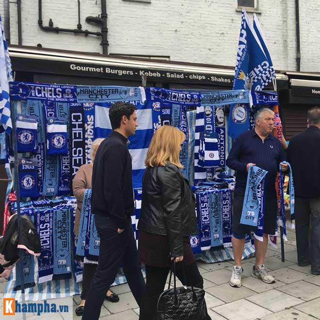 Bí ẩn trận cầu tỉ đô Chelsea – Man City: Kiếm vé như lên Sao Hỏa - 3