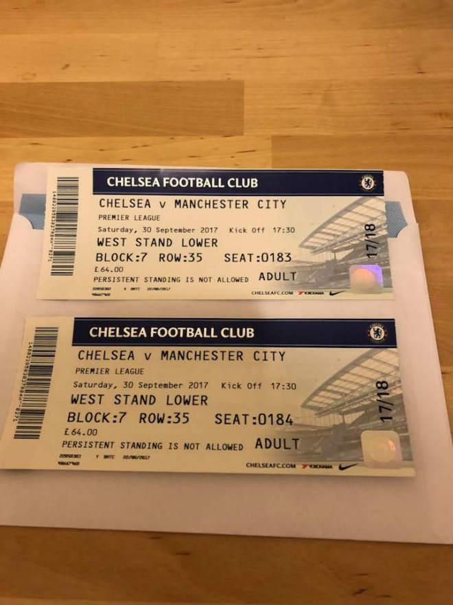 Bí ẩn trận cầu tỉ đô Chelsea – Man City: Kiếm vé như lên Sao Hỏa - 2