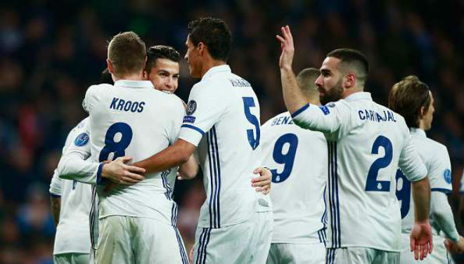 """Real Madrid - Espanyol: Ronaldo """"mở hàng"""", giải hạn sân nhà 1"""