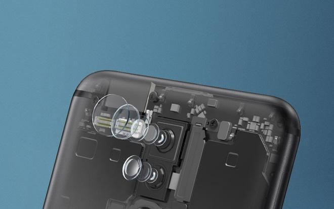 Smartphone Huawei Nova 2i lặng lẽ ra mắt thị trường - 2