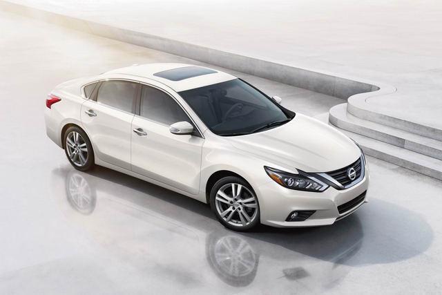 Nissan Teana 2018: Đối thủ của Camry, giá 546 triệu đồng - 4