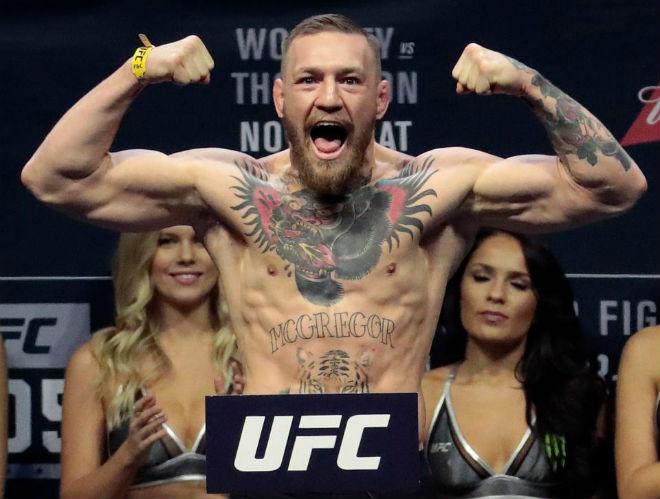 """Tin thể thao HOT 1/10: McGregor thừa tiền, muốn làm """"quyền vương"""" 1"""