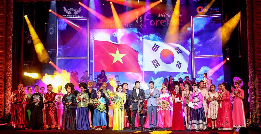 Nghệ sĩ Violin Anh Tú khiến fan mê đắm nhạc phim Hàn - 1