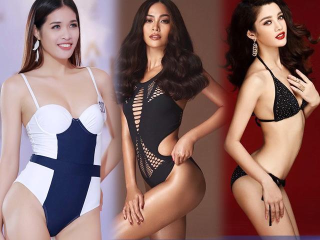 """Bất ngờ vì người đẹp """"nói dối"""" tại Hoa hậu Hoàn vũ Việt Nam"""