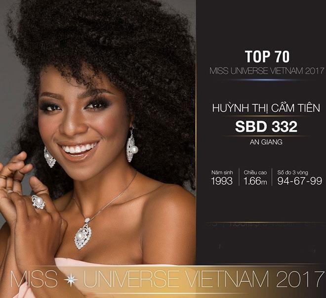 """Bất ngờ vì người đẹp """"nói dối"""" tại Hoa hậu Hoàn vũ Việt Nam - 5"""