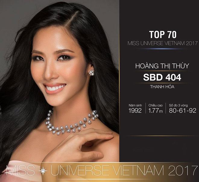 """Bất ngờ vì người đẹp """"nói dối"""" tại Hoa hậu Hoàn vũ Việt Nam - 11"""
