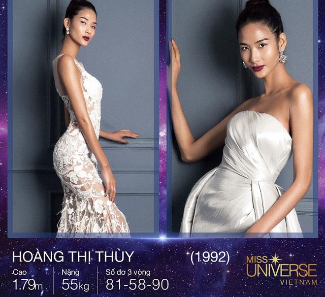 """Bất ngờ vì người đẹp """"nói dối"""" tại Hoa hậu Hoàn vũ Việt Nam - 12"""