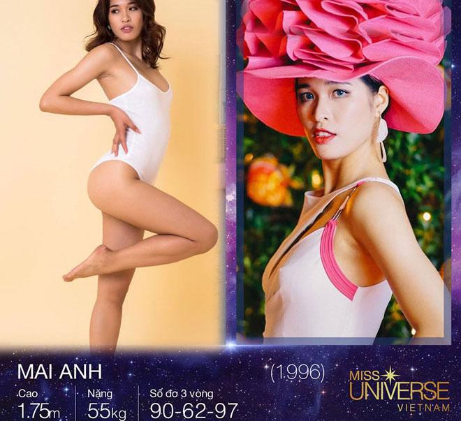 """Bất ngờ vì người đẹp """"nói dối"""" tại Hoa hậu Hoàn vũ Việt Nam - 16"""