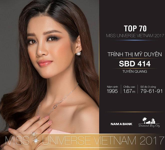 """Bất ngờ vì người đẹp """"nói dối"""" tại Hoa hậu Hoàn vũ Việt Nam - 17"""