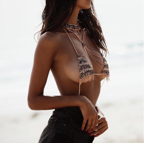 """Chain Harness bikini: Sợi dây """"trái cấm"""" khiến chàng khao khát - 6"""