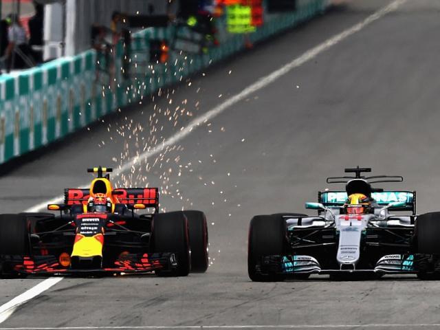 """Bảng xếp hạng F1 - Malaysian GP: Chiến tích huy hoàng, """"đạp bay"""" số 1 2"""