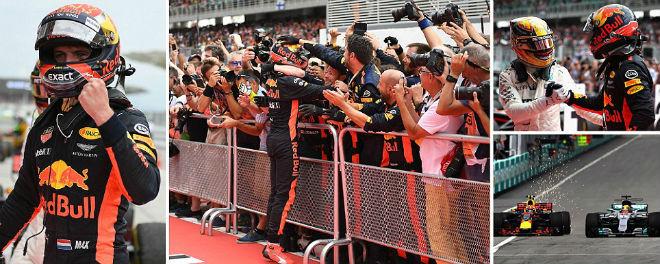 F1: Malaysian GP – Hamilton ôm hận, sinh nhật ngọt ngào cho Verstappen 2