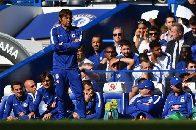 """Chelsea thua Man City: Conte """"bật"""" lãnh đạo, sẽ bỏ về Ý"""