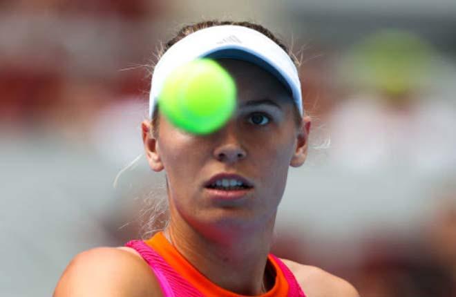 Trực tiếp tennis China Open 1/10: Wozniacki loạng choạng gặp chủ nhà 1