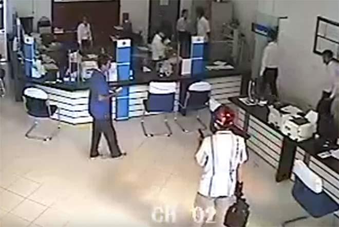 Nghi phạm tự sát, vụ cướp ngân hàng ở Vĩnh Long giải quyết ra sao?