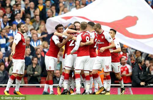 Chi tiết Arsenal - Brighton: Trận thắng nhàn nhã (KT) - 5