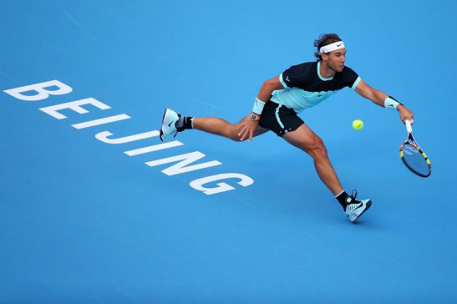 Tin thể thao HOT 1/10: Nadal gặp khó ở China Open 1