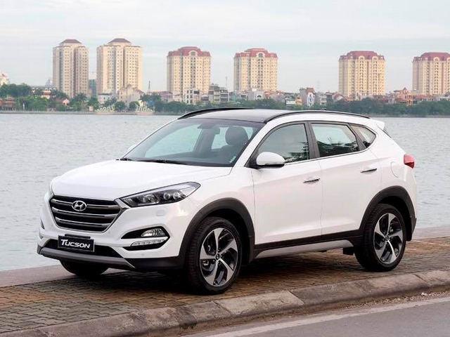 Hyundai Tucson ở Việt Nam giảm giá còn 761 triệu đồng