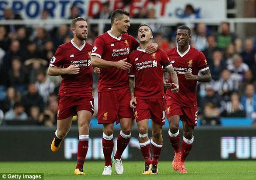 Chi tiết Newcastle - Liverpool: Nỗ lực vô vọng (KT) 23