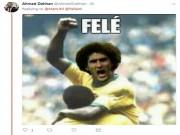 Bóng đá - MU hủy diệt Crystal Palace: Triệu fan ngó lơ Lukaku, ví Fellaini với Zidane, Pele