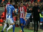 Leganes - Ateltico Madrid: Phủ đầu bất thành, cái kết khó đỡ