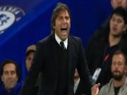 """Bóng đá - """"Nhà vua"""" Chelsea kém MU, Man City 6 điểm: Conte không sớm buông súng"""